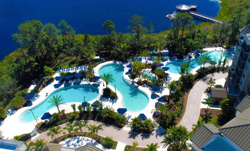 3 POOLS - the grove resort orlando - homesbyrau