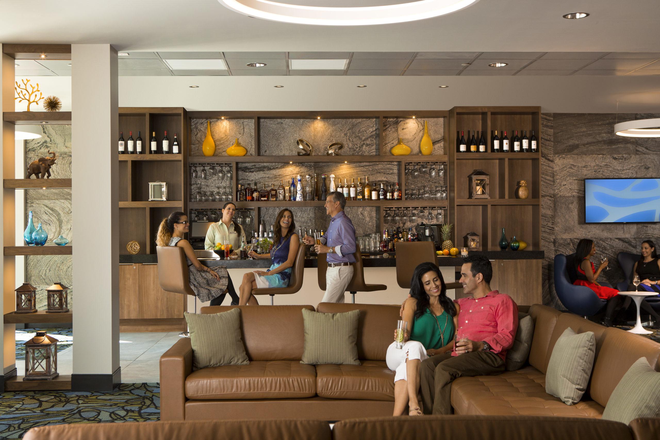 Element Bar - the grove resort orlando - homesbyrau