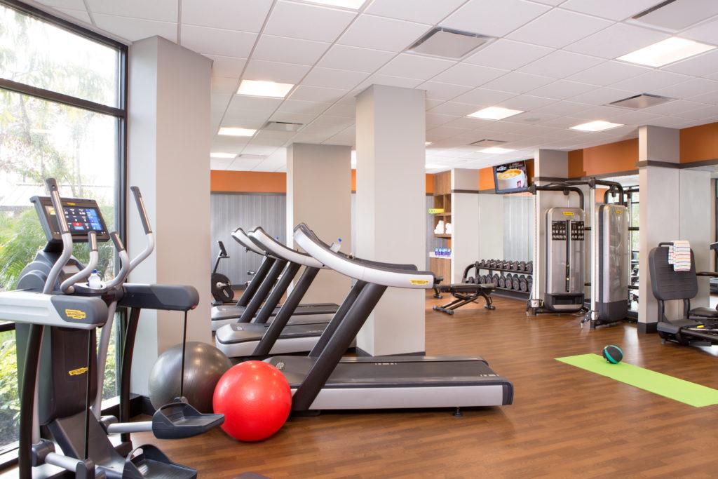 Fitness Center - the grove resort orlando - homesbyrau