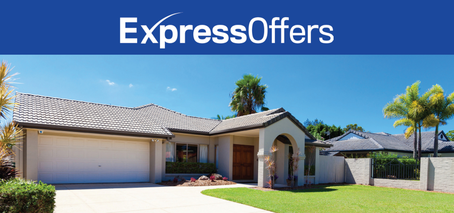 Express Offers Flyer sell home cash buyer